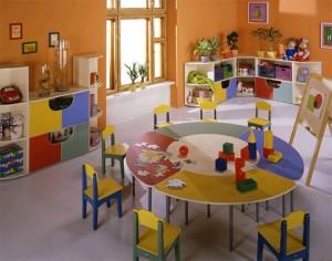 Покупаем мебель в детский сад