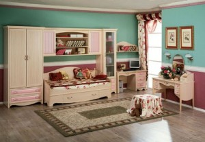 детская модульная мебель эконом класса