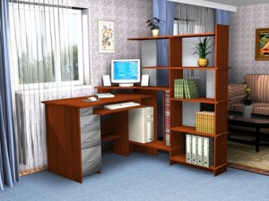 компьютерные столы угловые для дома