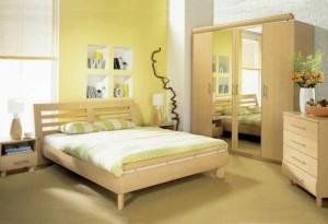сделайте свою маленькую спальню уютной и красивой