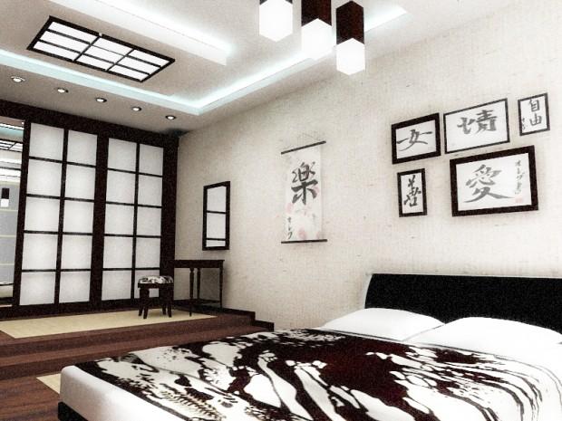 Дизайн квартир в японском стиле