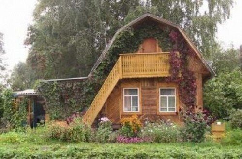 Форма крыши для дома фото