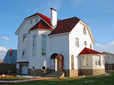 проекты домов из пенобетона
