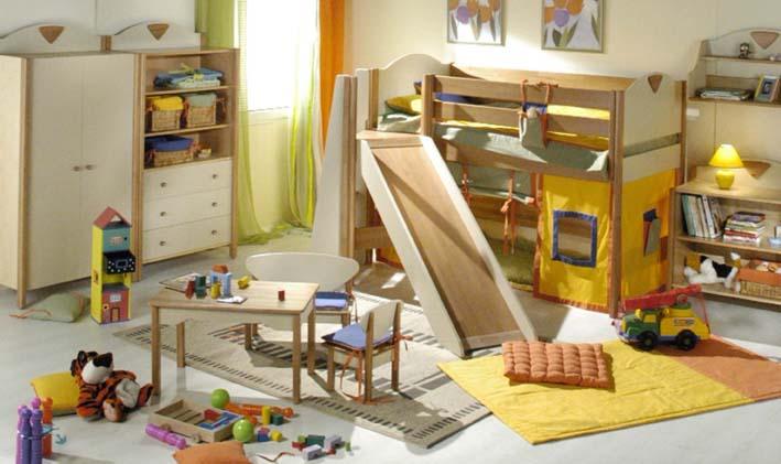 В нашем интерьерном салоне в Симферополе можно приобрести не только готовую мебель для детской, но и мебель