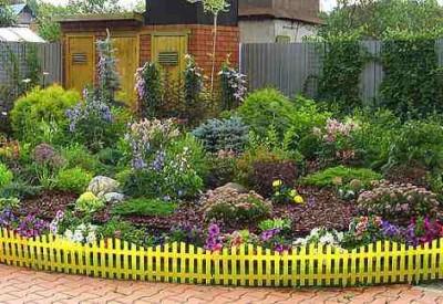 Планирование и реализация озеленения участка возле дома