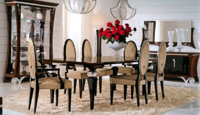 Стилистика итальянской мебели