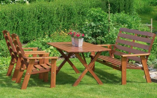 дачная и садовая мебель