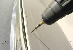 Как сделать шкаф купе из гипсокартона