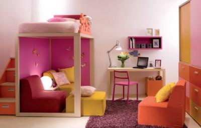 Какая должна быть мебель для детской комнаты?