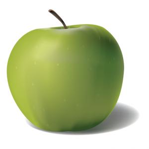 оберег из яблока