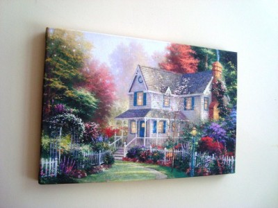 Картины и холсты в интерьере