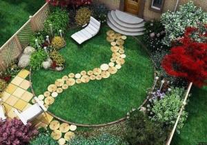 Правила устройства ландшафтного дизайна садового участка