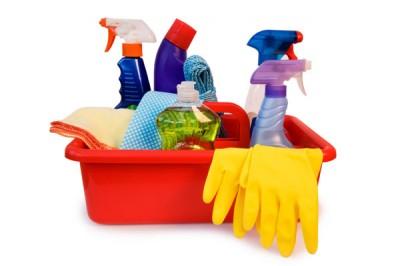 Профессиональные средства для уборки