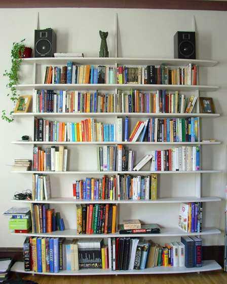 Шкаф своими руками для книг