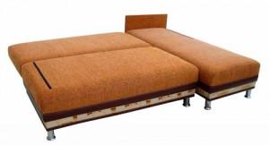 Покупка угловых диванов с механизмом трансформации еврокнижка