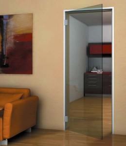 Стеклянные межкомнатные двери и перегородки