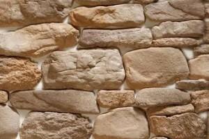 Имитация камня в интерьере