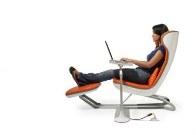 Покупка компьютерного кресла в интернет-магазине