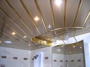 потолки для ванной комнаты