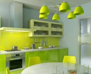 Оформляем интерьер кухни