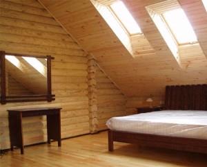 С помощью чего проводится ремонт деревянных стен