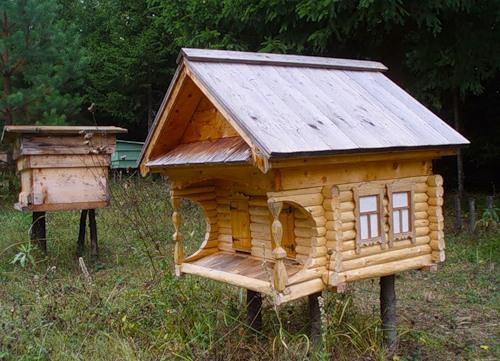 Улей домик для пчел