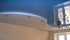 Как отличить французские натяжные потолки
