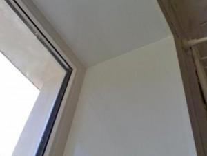 Как сделать откос окна из гипсокартона