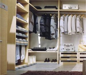 как сделать из кладовки комфортную гардеробную