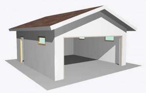 как правильно сделать водяное отопление гаража