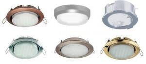 Как выбрать накладные точечные светильники