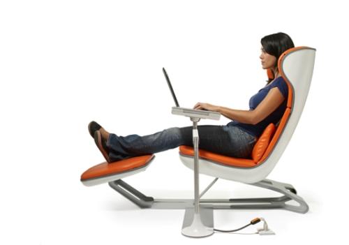 Удобное кресло для работы