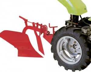 Attachments for power tillers