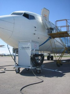Aviation converter