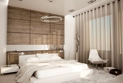 Bedroom design by Feng Shui