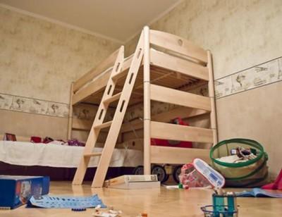 Спальное место для подросшего ребенка