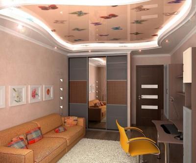 Belgian ceilings, бельгийские натяжные потолки