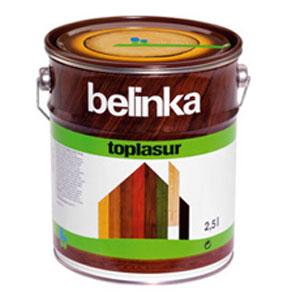 Belinka Toplasur glaze for wood protection