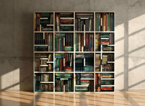 Bookcases coupe