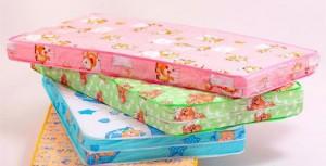 Choosing a mattress for a child