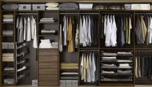 Choosing a wardrobe