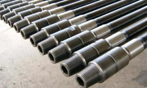 Connect drill pipe