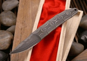 Copyright handmade knives