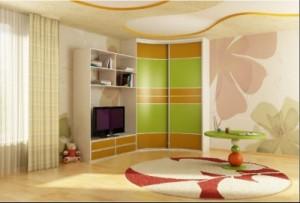 Corner cabinets coupe