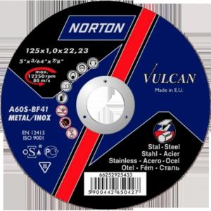 Cutting discs for metal Norton