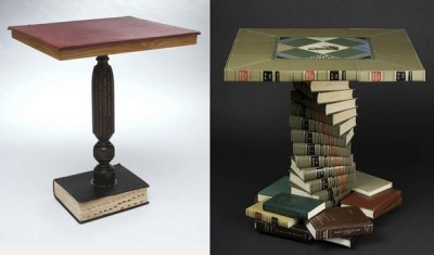 Designer furniture for the library
