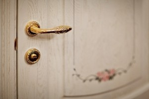 Doors made of beech