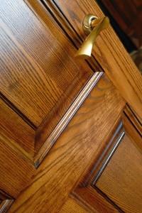 Elements of interior doors