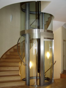 Elevators for private houses