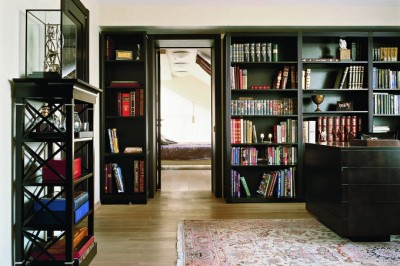 Equipping a home library